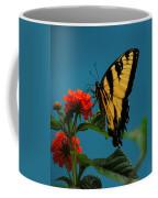A Butterfly Coffee Mug