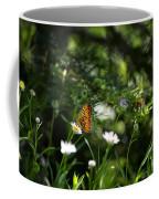A Butterfly's World Coffee Mug by Belinda Greb