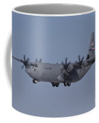 A C-130j Super Hercules Of The 317th Coffee Mug