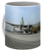 A C-130j Super Hercules Coffee Mug