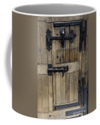 A Cahir Castle Door Coffee Mug