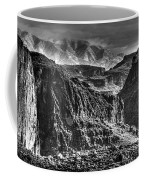 A Canyon Storm Coffee Mug