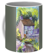 A Castleton Cottage In Uk Coffee Mug