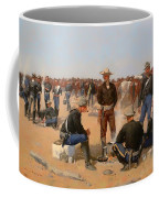 A Cavalryman's Breakfast Coffee Mug