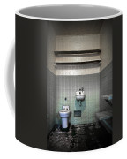 A Cell In Alcatraz Prison Coffee Mug by RicardMN Photography
