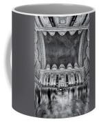 A Central View Bw Coffee Mug by Susan Candelario