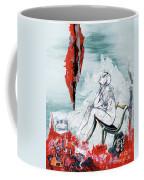A Chair For My Heart Please - Thank You. Coffee Mug