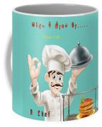 A Chef 1 Coffee Mug