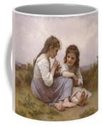 A Childhood Idyll Coffee Mug