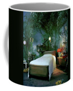 A Child's Bedroom Designed By William Riva Coffee Mug