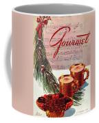 A Christmas Gourmet Cover Coffee Mug