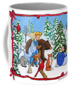 A Christmas Scene 2 Coffee Mug