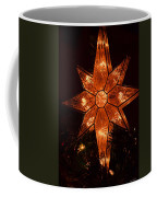 A Christmas Star Coffee Mug