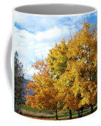 A Chromatic Fall Day Coffee Mug