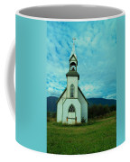 A Church In British Columbia   Coffee Mug