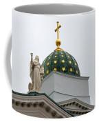A Church In Helsinki Coffee Mug