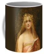 A Classical Beauty Coffee Mug