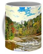 A Cleveland Autumn Coffee Mug