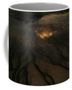 A Cloud In The Water Coffee Mug
