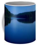 A Cobalt Twilight Coffee Mug