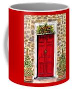 A Colonial Christmas At The Dobbin House Gettysburg Coffee Mug
