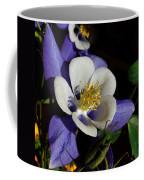 A Columbine Coffee Mug