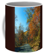 A Country Road Coffee Mug