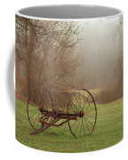 A Country Scene Coffee Mug