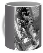 A Cowboy And His Truck Coffee Mug