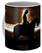A Cowgirls Prayer Evening Ride Coffee Mug