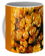 A Crowd Of Crocuses Coffee Mug