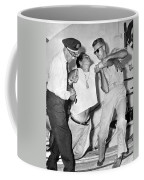 A Cuban Refugee Collapses Coffee Mug