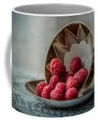 A Cupfull Of Raspberries Coffee Mug