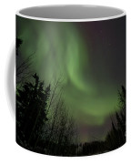 A Curve Of Light Coffee Mug by Priska Wettstein