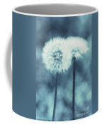 A Dandy In Blue Coffee Mug