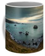 A Dark Day At Sea Coffee Mug