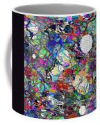 A Dash Of Abstract Imagery Coffee Mug