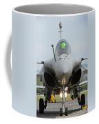 A Dassault Rafale Fighter Aircraft Coffee Mug