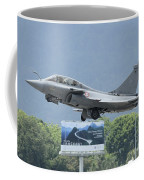 A Dassault Rafale Of The French Air Coffee Mug