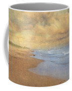 A Day At The Beach Coffee Mug