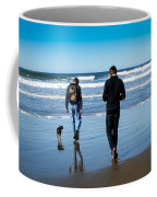 A Day At The Ocean Coffee Mug