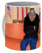 A Day At The Va Clinic Coffee Mug