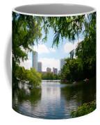 A Day On Ladybird Lake Coffee Mug