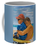 A Day On The Beach Coffee Mug