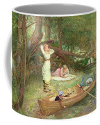 A Day On The River Coffee Mug