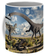 A Deadly Confrontation Coffee Mug