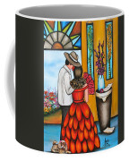 A Declaration Of Love Coffee Mug