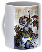 A Dedication To Vincent's 125 Year Anniversary Of His Death - 1890-2015 Coffee Mug