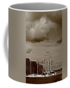 A Delta Storm  Coffee Mug by Joseph Coulombe