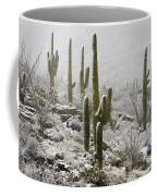 A Desert Blizzard  Coffee Mug by Saija  Lehtonen